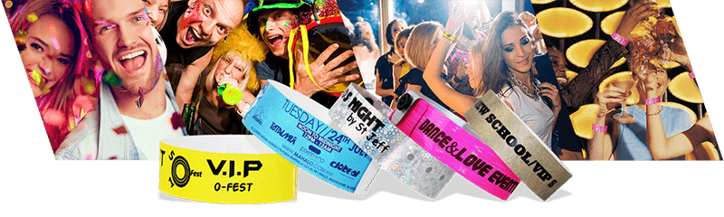 wristbands-for-events-and-parties